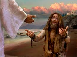 THE CASE OF A MAN NAMED LEGION | Mark5:1-20