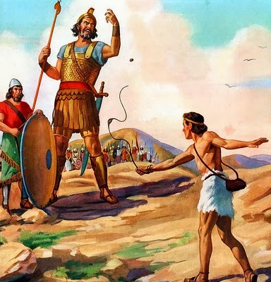 David: A Man after God's Own Heart |SURVIVING GIANT COUNTRY in 1 Samuel17:32-40